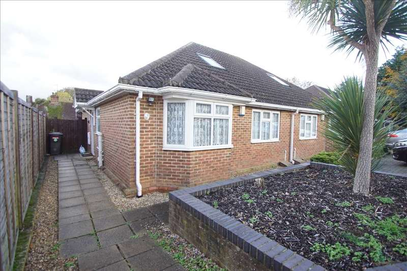 3 Bedrooms Bungalow for sale in Hanover Gate, Off Cippenham Lane, Cippenham