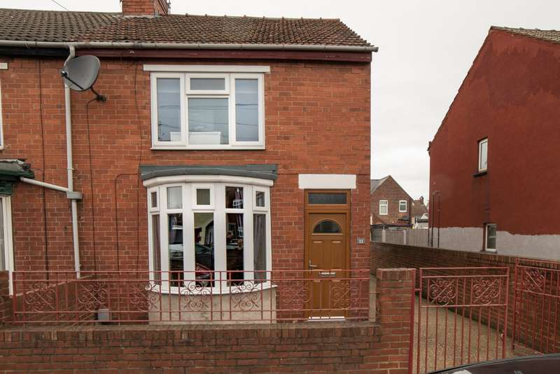 3 Bedrooms Semi Detached House for sale in Conyers Road, Doncaster, DN5