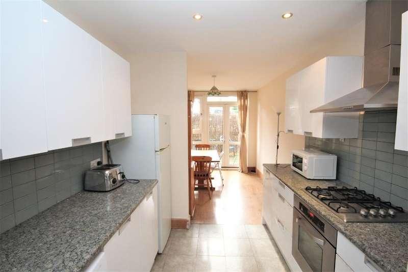 5 Bedrooms Maisonette Flat for rent in Aubert Park, Highbury, London, N5 1TT