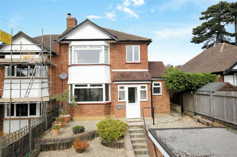 3 Bedrooms Semi Detached House for sale in Centre Drive, Epping