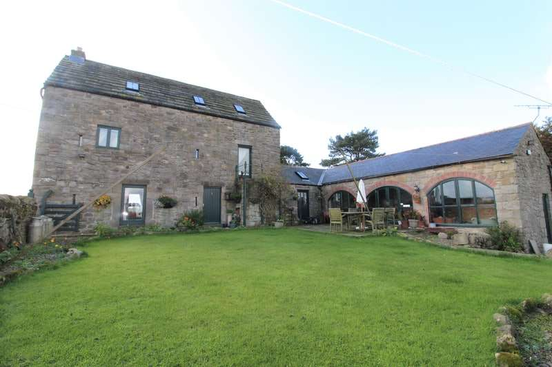 4 Bedrooms Detached House for sale in Apperley Farm, Stocksfield, Northumberland, NE43