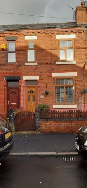 2 Bedrooms Terraced House for sale in Hedges Street, Manchester, Greater Manchester, M35