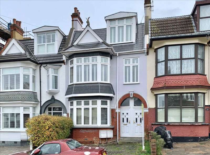 2 Bedrooms Apartment Flat for sale in Westcliff on Sea