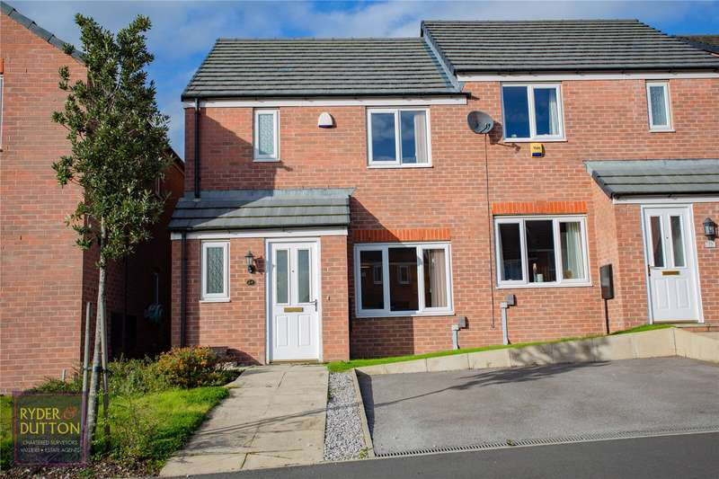3 Bedrooms Semi Detached House for sale in Father Ryan Drive, Heywood, OL10