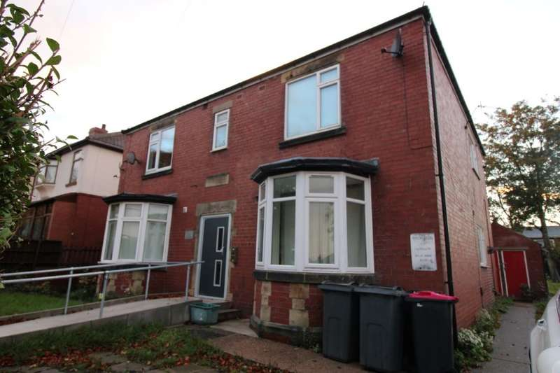 1 Bedroom Ground Flat for sale in Flat 2 Holmefield, 124 Sandygate, Wath-Upon-Dearne, Rotherham, South Yorkshire