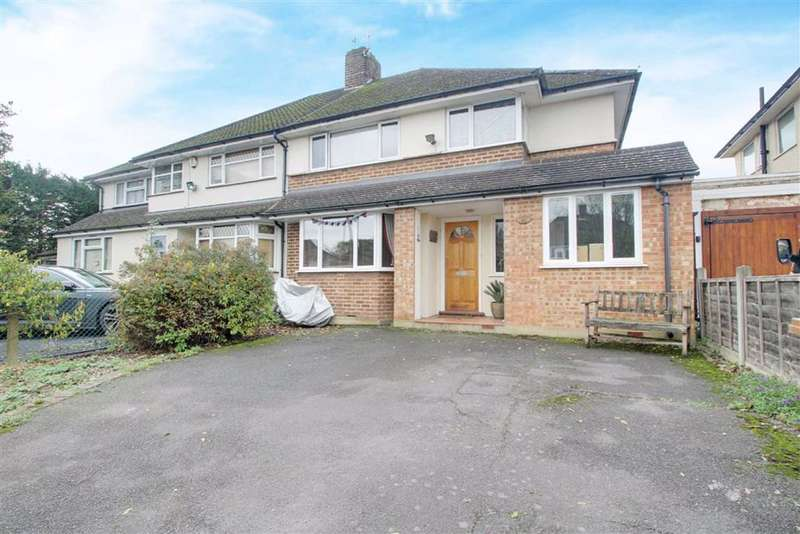 4 Bedrooms Semi Detached House for sale in Watford, Herts