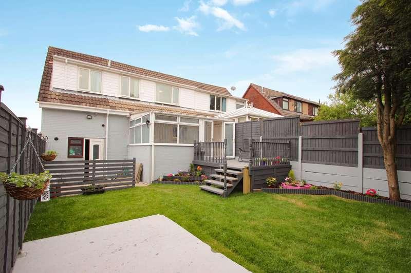 5 Bedrooms Semi Detached House for sale in Warren Drive, Bacup, Rossendale