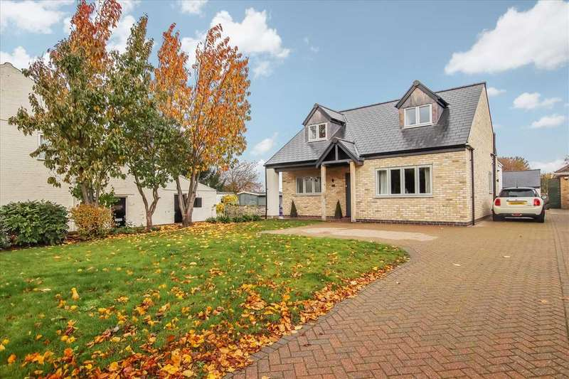 4 Bedrooms Detached House for sale in High Street, Branston, Branston, Lincoln