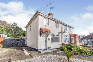 3 Bedrooms Semi Detached House for sale in Woodstock Road, Strood, Rochester, Kent