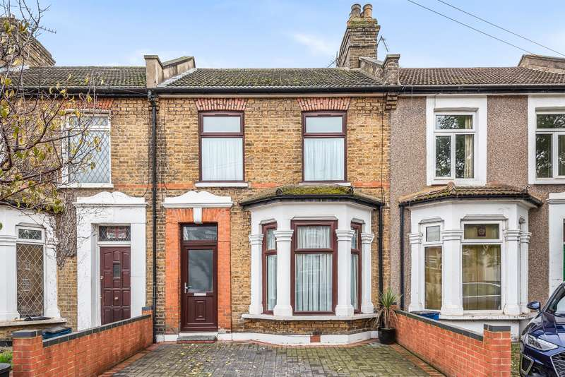3 Bedrooms Terraced House for sale in Grange Road, Ilford, IG1 1EX