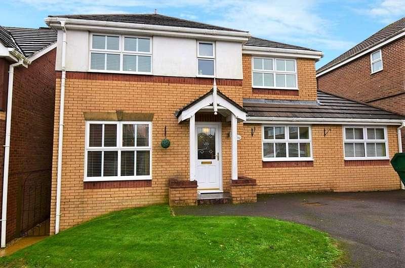 4 Bedrooms Detached House for rent in Chilton Ridge, Hatch Warren, Basingstoke, Hampshire, RG22