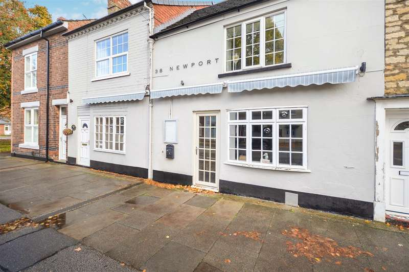 3 Bedrooms Flat for sale in Newport, Lincoln