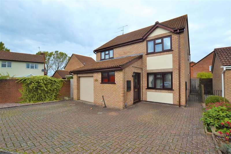 4 Bedrooms Detached House for sale in Rothleigh, Up Hatherley, Cheltenham, GL51 3PS