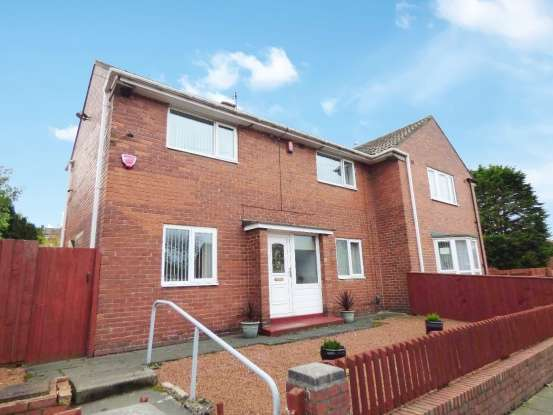 Semi Detached House for sale in Gosforth Terrace, Gateshead, Tyne And Wear, NE10 0YL