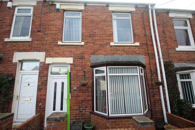 3 Bedrooms Terraced House for rent in South Street, Newbottle, Houghton Le Spring, DH4