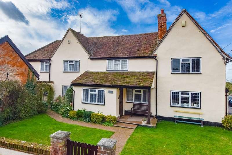 4 Bedrooms Semi Detached House for sale in Station Road, Felsted, Dunmow
