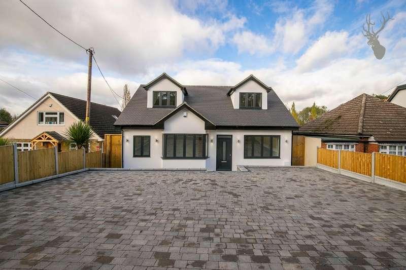 5 Bedrooms Detached House for sale in Bournebridge Lane, Stapleford Abbotts, Romford