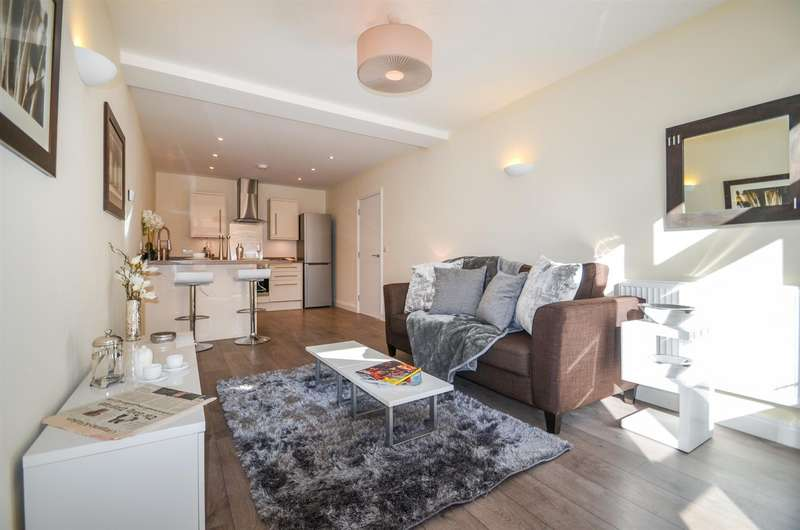 1 Bedroom Apartment Flat for rent in The Swans, Radcliffe Road, West Bridgford