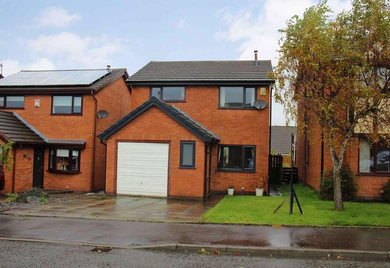 3 Bedrooms Detached House for sale in Meadowcroft, Lower Darwen, BB3 0RU