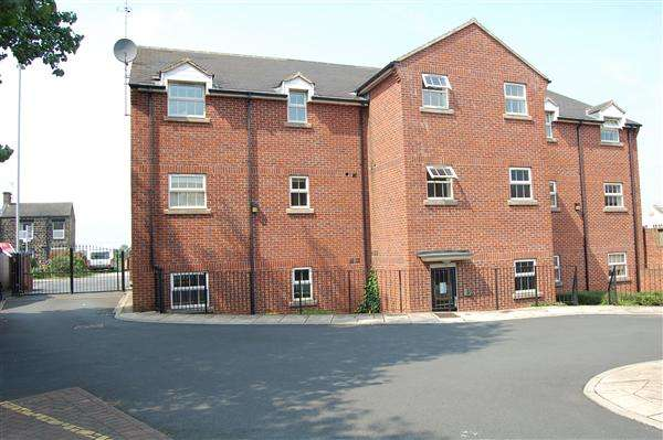 2 Bedrooms Flat for rent in Providence Works, Howdenclough Road,, Leeds