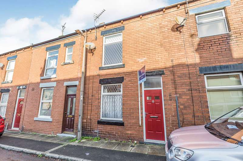 2 Bedrooms House for sale in Corporation Street, Chorley, Lancashire, PR6