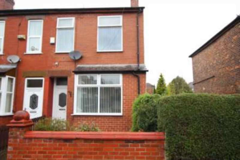 2 Bedrooms End Of Terrace House for rent in Hampden Road, Prestwich