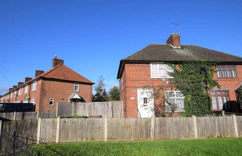 3 Bedrooms Semi Detached House for sale in Green Lane, Dagenham, RM8