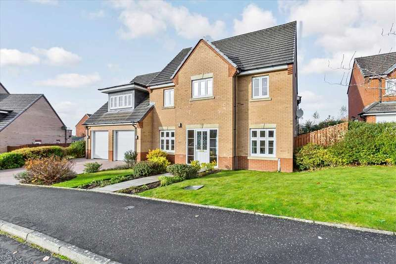 5 Bedrooms Detached House for sale in Callaghan Crescent, Jackton, JACKTON