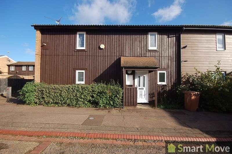 4 Bedrooms End Of Terrace House for rent in Brudenell, Orton Goldhay, Peterborough, Cambridgeshire. PE2 5SY