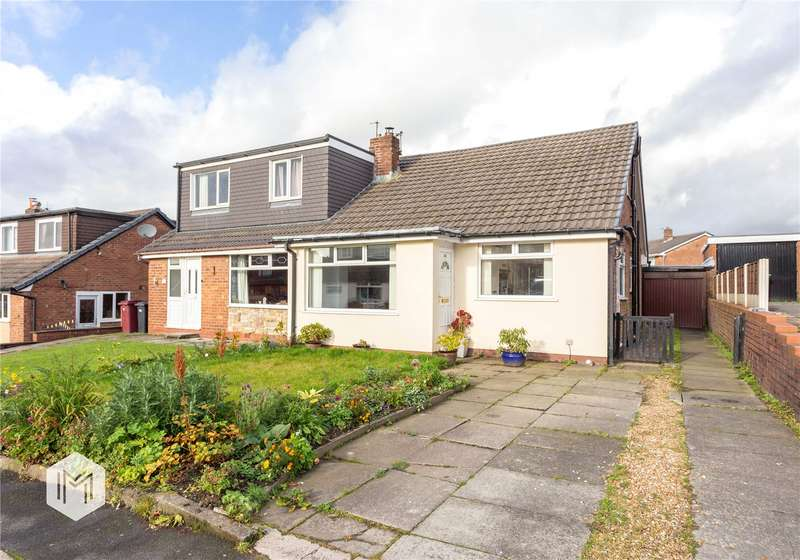 4 Bedrooms Semi Detached Bungalow for sale in Ferndown Road, Harwood, Bolton, BL2