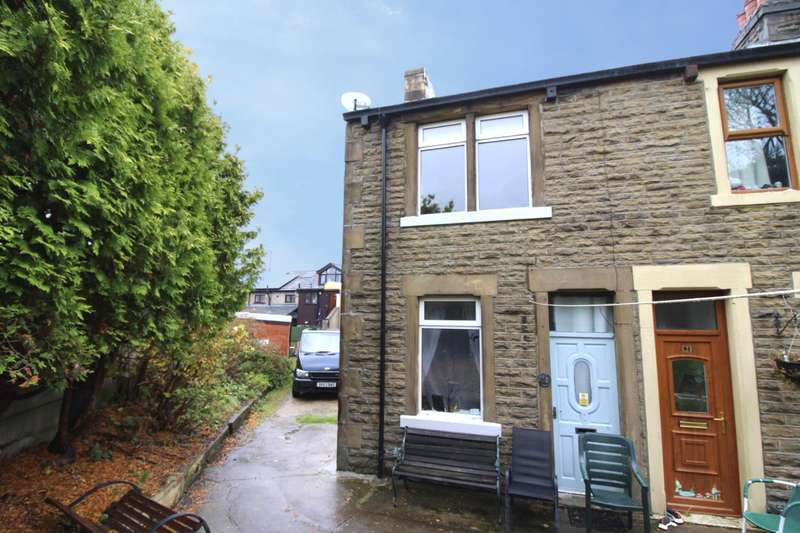 2 Bedrooms End Of Terrace House for sale in Back Grove Terrace, Morecambe