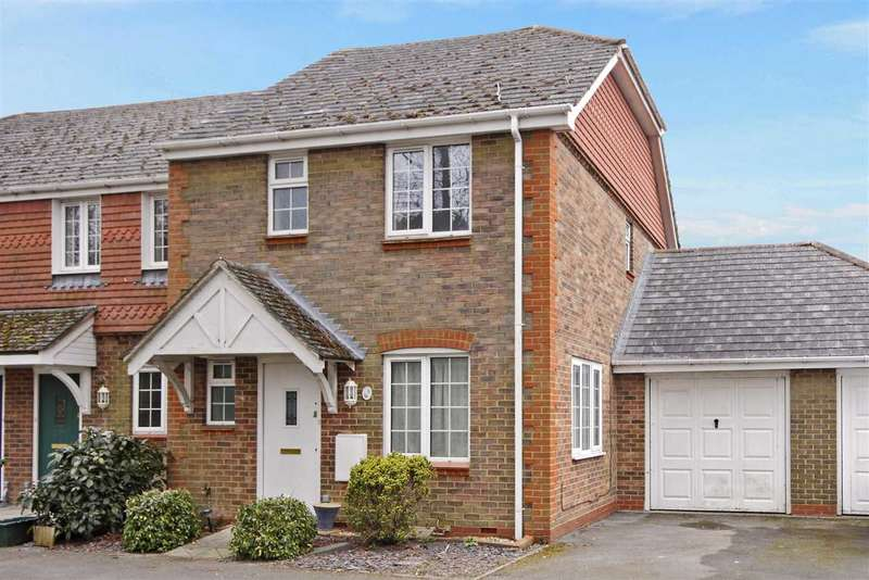 3 Bedrooms End Of Terrace House for sale in Burgage Field, Whitchurch