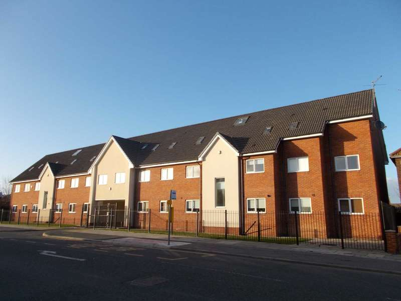 2 Bedrooms Flat for rent in Bakers Court, Hartlepool