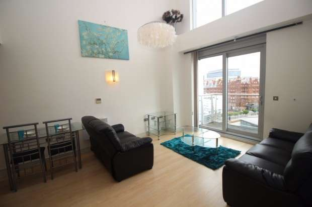 2 Bedrooms Apartment Flat for rent in Great Northern Tower, 1 Watson Street, Manchester, M3