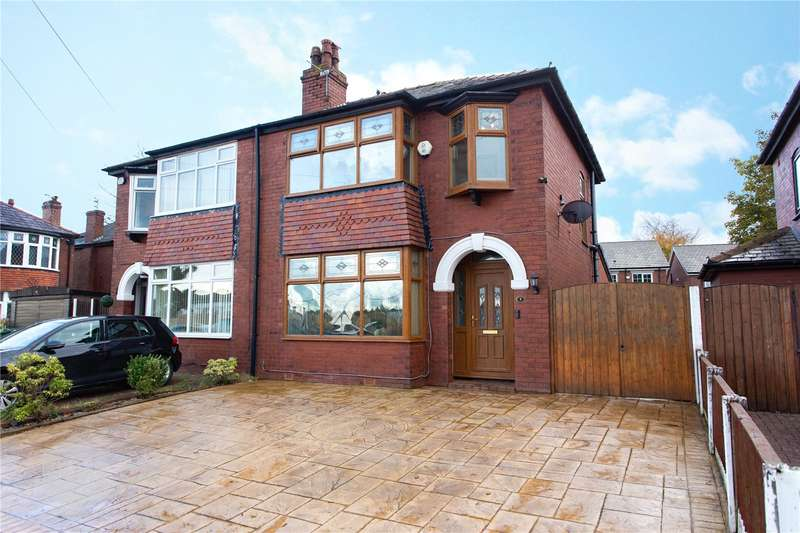 3 Bedrooms Semi Detached House for sale in Kearsley Drive, Bolton, BL3