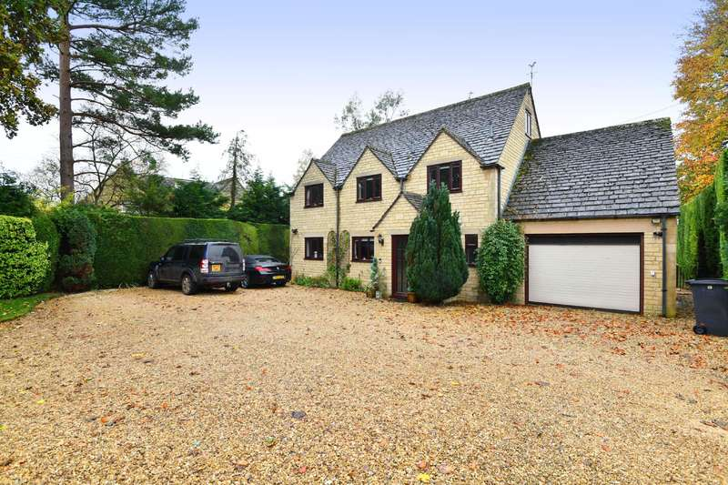 5 Bedrooms Detached House for sale in Three Ways, Ewen, Gloucestershire