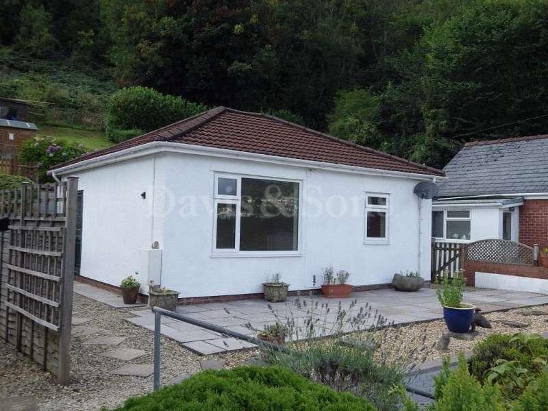 1 Bedroom Bungalow for rent in Tir-y-cwm Lane, Risca, Newport. NP11 6DN
