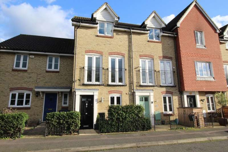 3 Bedrooms Property for sale in Guernsey Way, Kennington, Ashford, TN24
