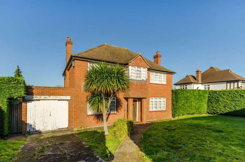 4 Bedrooms House for sale in Grimwade Avenue, Lloyd Park, CR0