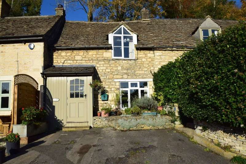 1 Bedroom Terraced House for sale in Newmarket, Nailsworth, Stroud, GL6