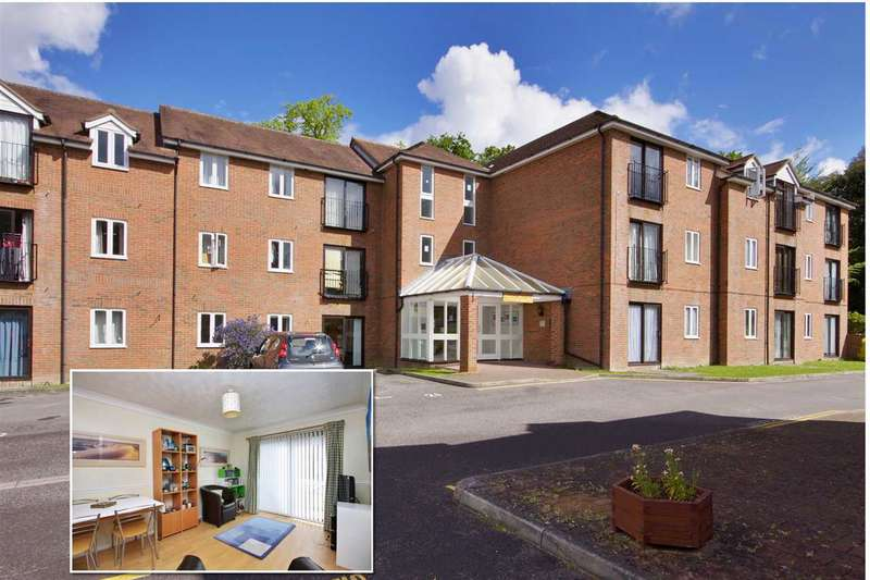 2 Bedrooms Apartment Flat for rent in Woodlands Way, Andover