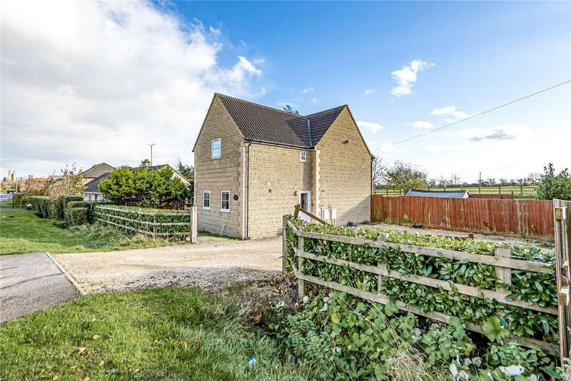 4 Bedrooms Detached House for sale in Common Hill, Cricklade, Swindon, SN6