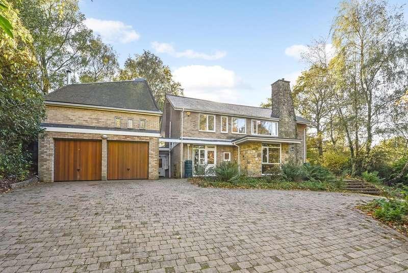 5 Bedrooms Detached House for sale in Sandgate Lane, Storrington, West Sussex, RH20
