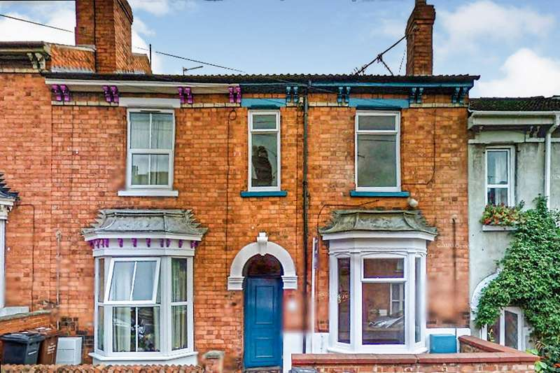 2 Bedrooms House for sale in Cheviot Street, Lincoln, Lincolnshire, LN2