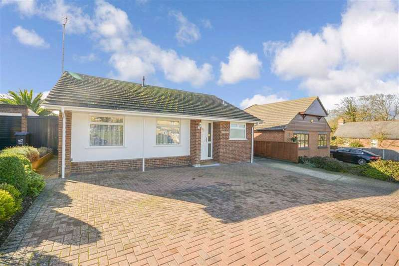4 Bedrooms Detached Bungalow for sale in East Northdown Close, Margate, Kent