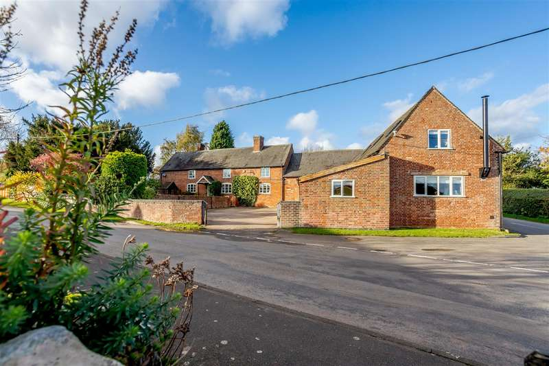 10 Bedrooms Cottage House for sale in Main Street, Orton-On-The-Hill, Atherstone