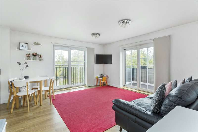 2 Bedrooms Flat for sale in Baxley Court, Campion Square, Dunton Green, Sevenoaks, TN14