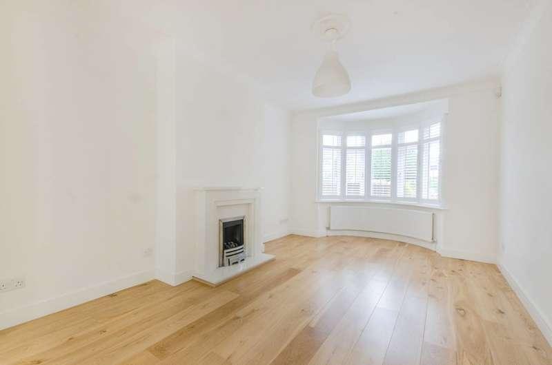 3 Bedrooms Semi Detached House for rent in Kidbrooke Park Road, Blackheath, SE3