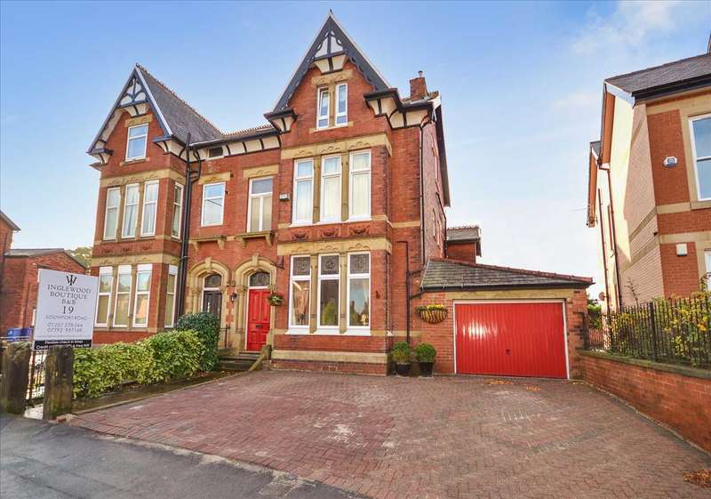 7 Bedrooms Semi Detached House for sale in Southport Road, Chorley