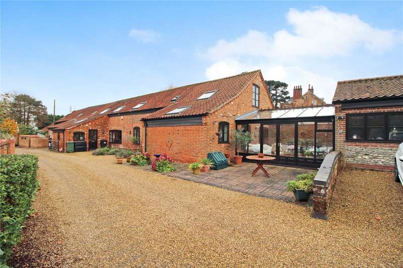 6 Bedrooms House for sale in Grange Farm Barns, The Street, Bramerton, Norwich, NR14
